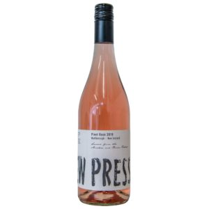 New Press Pinot Rose