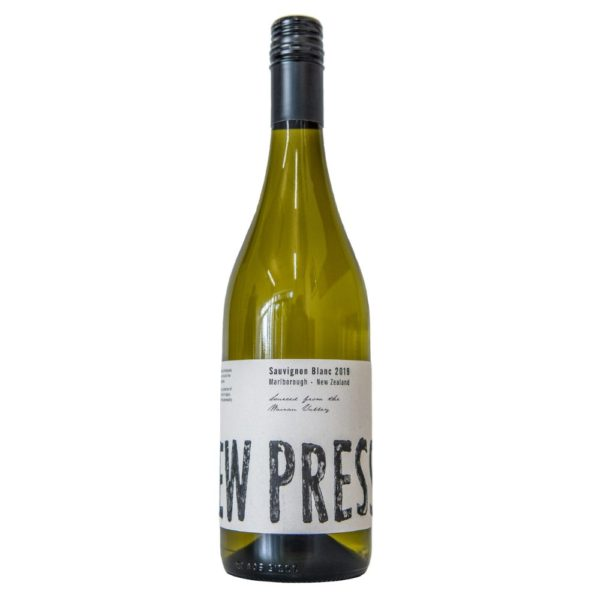 New Press Sauvignon Blanc